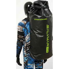 Гермомешок Salvimar Dry Back Pack 60/80 Black