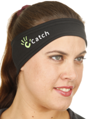Головная повязка Catch Strap Black