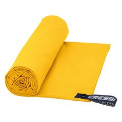 Полотенце Cressi Fast Drying Yellow 60x120 см