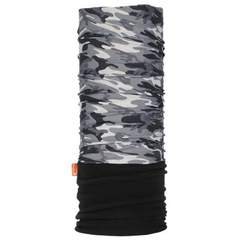 Повязка Wind x-treme Polarwind Camouflage black