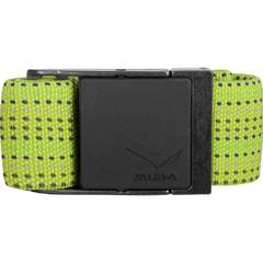 Ремень Salewa Rainbow Belt салатовый