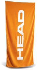 Полотенце Head Sport Cotton Logo Towel оранжевое