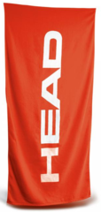 Полотенце Head Sport Cotton Logo Towel красное