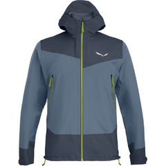 Куртка Salewa Sesvenna Active Gore-Tex Mens Jacket серая