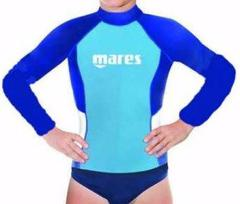 Футболка Mares Rash Guard Boy Junior
