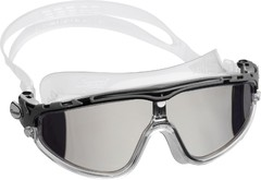 Очки для плавания Cressi Skylight Black/Clear Mirrored Lenses