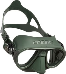 Маска Cressi Calibro Green