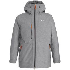 Куртка Salewa Fanes 2 Powertex/Tirolwool Celliant Mns Jacket серая