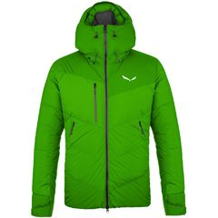 "Куртка Salewa Ortles ""Heavy""2 Powertex/Down Mns Jacket зеленая"