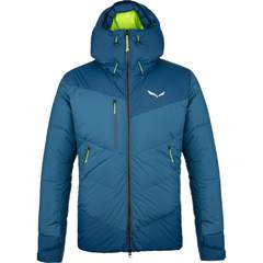 "Куртка Salewa Ortles ""Heavy""2 Powertex/Down Mns Jacket синяя"
