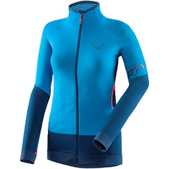 Флис Dynafit TLT Light Thermal Wms Jacket синяя