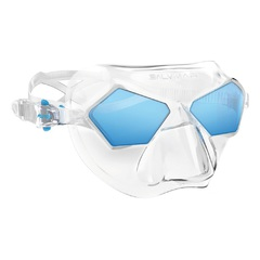 Маска Salvimar Incredible Clear Blue lenses