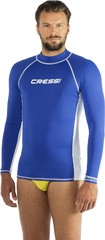 Рашгард Cressi Rash Guard Long Sleeve Yacht Blue