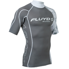 Рашгард Salvimar Fluyd Rash Guard Man Grey