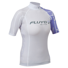 Рашгард Salvimar Fluyd Rash Guard Lady White
