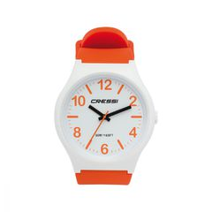 Часы Cressi Echo White/Orange