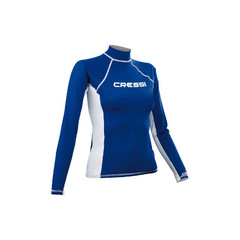Футболка Cressi Rash Guard Long женская