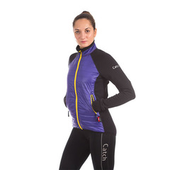 Куртка Catch Bruni Lady Black/Violet/Yellow
