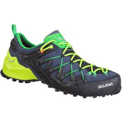 Кроссовки Salewa MS Wildfire Edge желтые