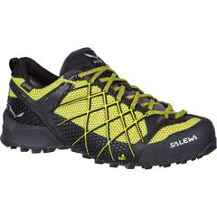 Кроссовки Salewa MS Wildfire GTX желтые