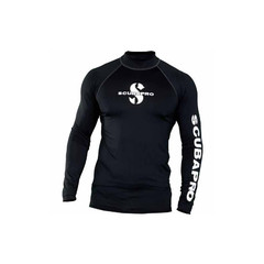 Рашгард Scubapro Rash Guard Man черная